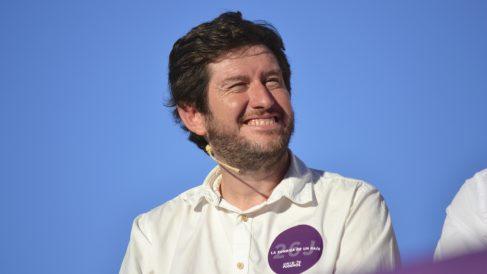Alberto Jarabo. (Foto: Xesc Mainzer)