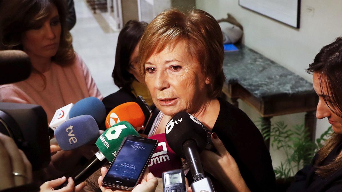 Celia Villalobos, diputada del PP. (Foto: EFE)