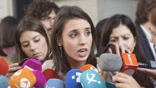 Irene Montero. (Foto: Podemos)