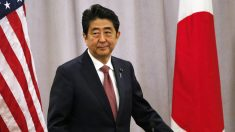 El primer ministro japonés, Shinzo Abe. (Foto: AFP)