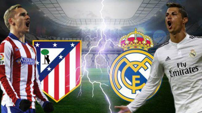 Atlético Madrid Vs Real Madrid: Horario Y Dónde Ver El Derbi Atlético Vs Real Madrid En