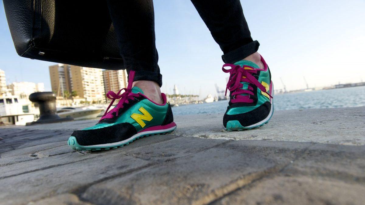 Zapatillas de la marca New Balance Foto. Getty)