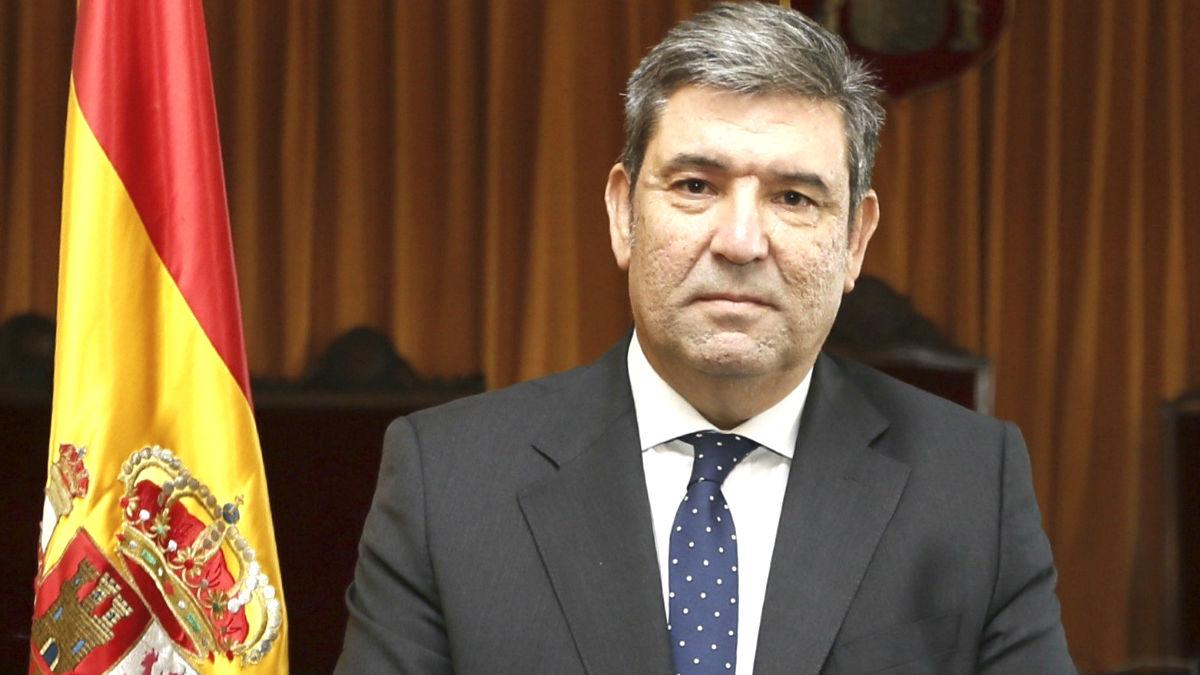 José Manuel Holgado, director general del a Guardia Civil.