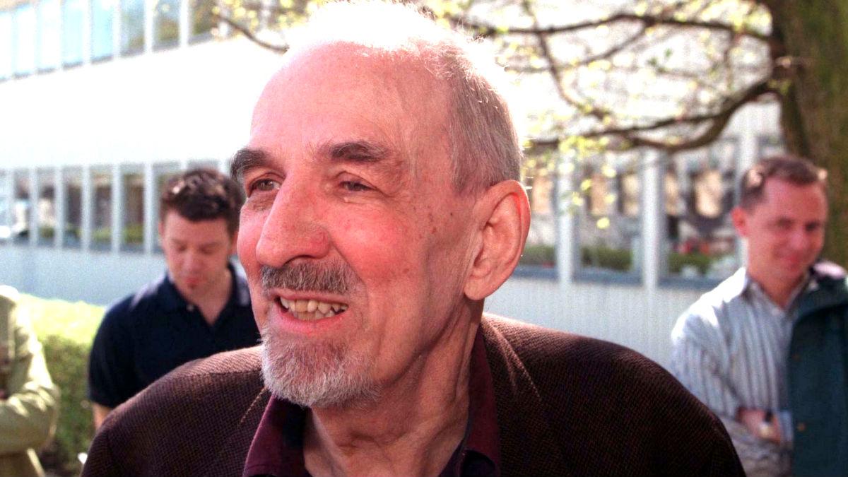 Ingmar Bergman en una imagen de 1998 (Foto: AFP).