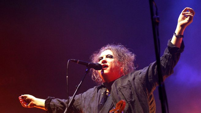 The Cure-Madrid