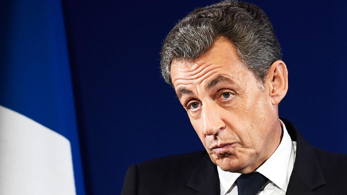El ex presidente de Francia, Nicolas Sarkozy. Foto: AFP