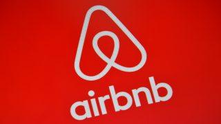 Logo de Airbnb (Foto: GETTY).