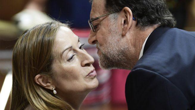 Ana Pastor y Mariano Rajoy