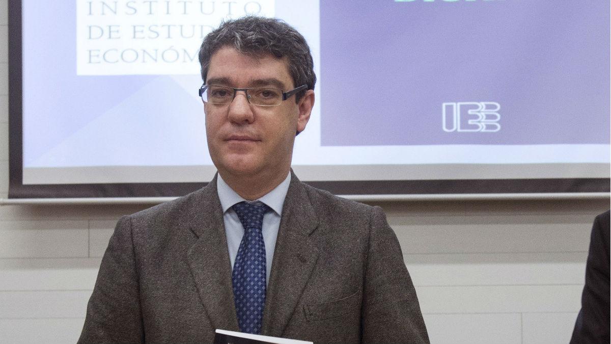 El ministro de Energía, Turismo y Agenda Digital, Álvaro Nadal. (Foto: EFE)