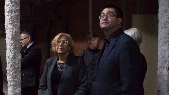 Carmena se ve obligada a arropar a Sánchez Mato tras la reprimenda de Montoro