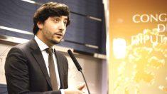 El portavoz de Ciudadanos en la Comisión de Economía del Congreso, Toni Roldán (Foto: Efe)