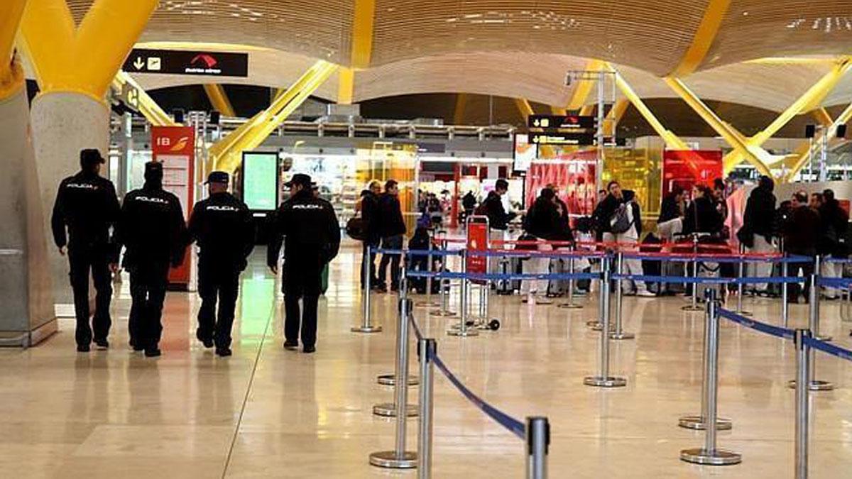 Aeropuerto de Madrid-Barajas Adolfo Suárez. (Foto: EFE)