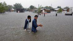 Inundaciones en Mocoa, Colombia.