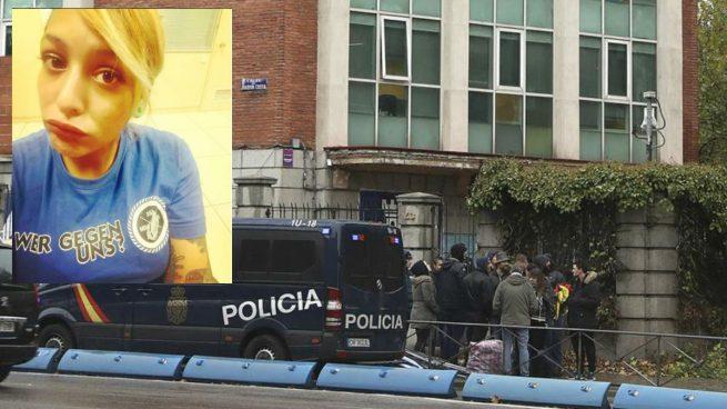 El colectivo neonazi 'Hogar Social Madrid' se queda sin sede al ser 'desokupados' del antiguo edificio del NO-DO