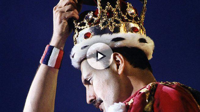 25 años después de su muerte, Freddie Mercury canta a capela por primera vez