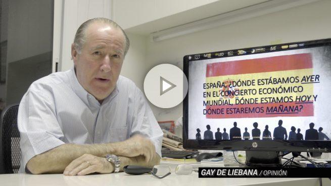 La economía española pierde una década