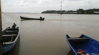 Imagen de la costa de Nicaragua (Foto: AFP).