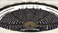 Parlamento Europeo. (Foto: AFP)