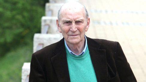 Marcos Ana en una imagen de 2010 (Foto: Efe).