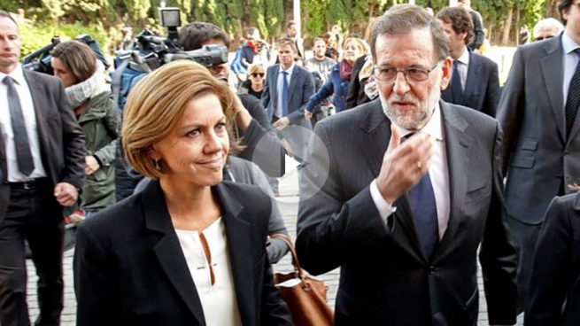 """Rajoy recuerda a Barberá: """"Tuve el honor de conocerla en 1991 para negociar su llegada a la Alcaldía de Valencia"""""""