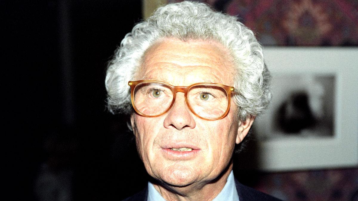 David Hamilton en una imagen de 1990 (Foto: AFP).