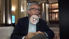 Josep Ballesteros habla con OKDIARIO de la situación de los Juegos del Mediterráneo.