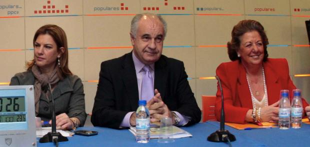Muchas veces se planteó a Sánchez de León como posible sucesora de Barberá. (Foto: PP)