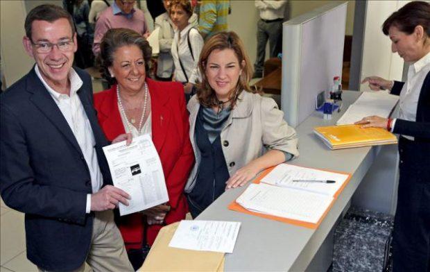 Sánchez de León fue directora de campaña de las Locales 2011. (Foto: PP)