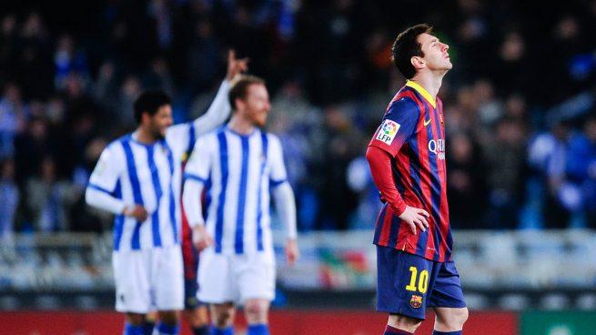 La maldición de Anoeta: el Barça no vence en San Sebastián desde 2007