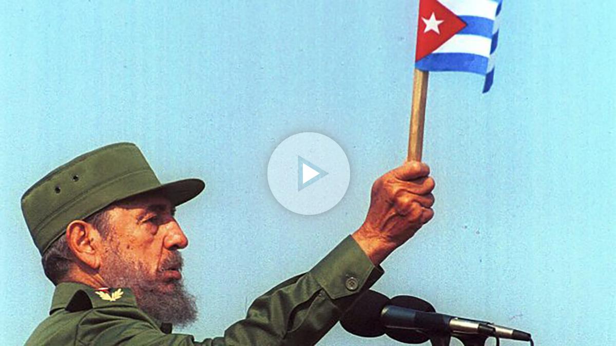 Fidel Castro. (Foto: Getty)