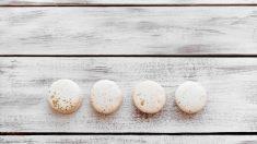 Receta de Galletas de coco 3 ingredientes
