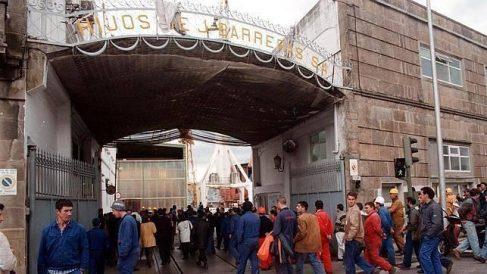 Astillero de Barreras (Vigo)