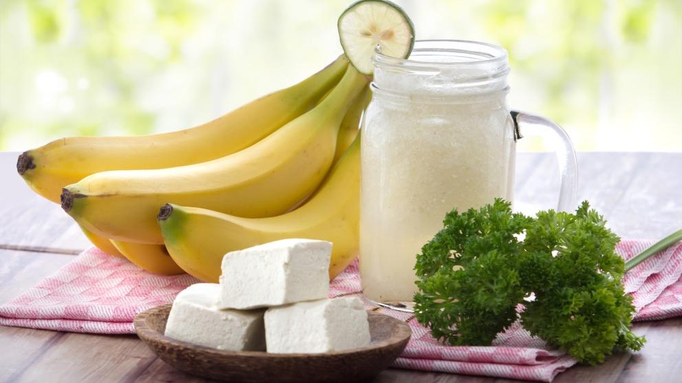 Receta De Batido De Frutas Con Tofu