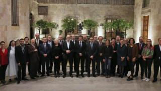 Consejo Consultivo de Diplocat (Foto. Generalitat)