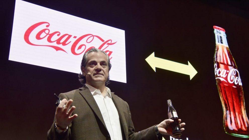 Marcos de Quinto, ex vicepresidente ejecutivo de Coca-Cola (Foto: Getty)