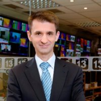Jose Pablo López Sánchez, director general de 13 TV.