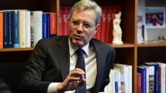 El presidente de la comisión de asuntos internacionales de Alemania, Norbert Roettgen (AFP)
