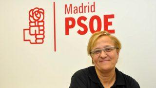 Ángeles Álvarez, portavoz de Igualdad del PSOE.