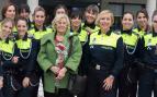 La Policía Municipal recalca que no han dejado de patrullar en Lavapiés pese a la tensión