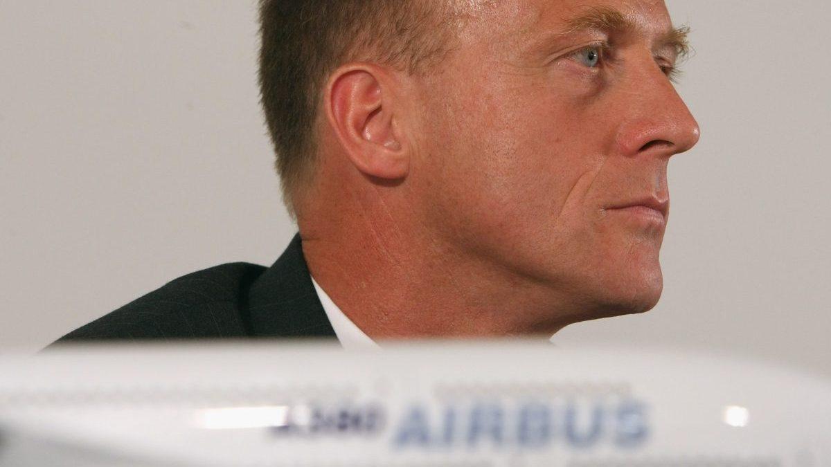Tom Enders, CEO de Airbus (Foto: Getty)