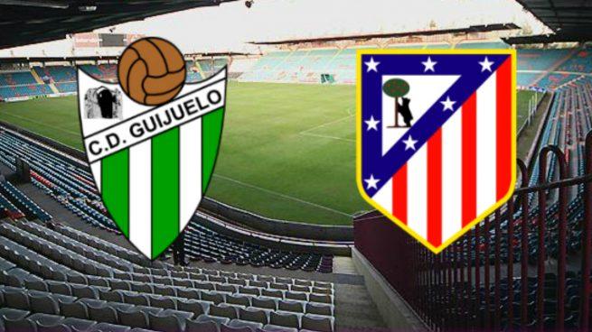 Resultado de imagem para Guijuelo vs Atlético de Madrid
