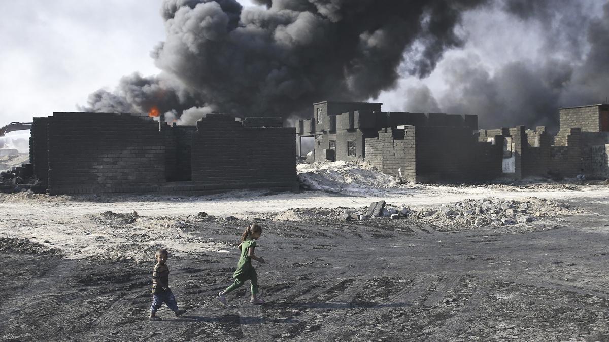 Mosul. (Foto: Getty)