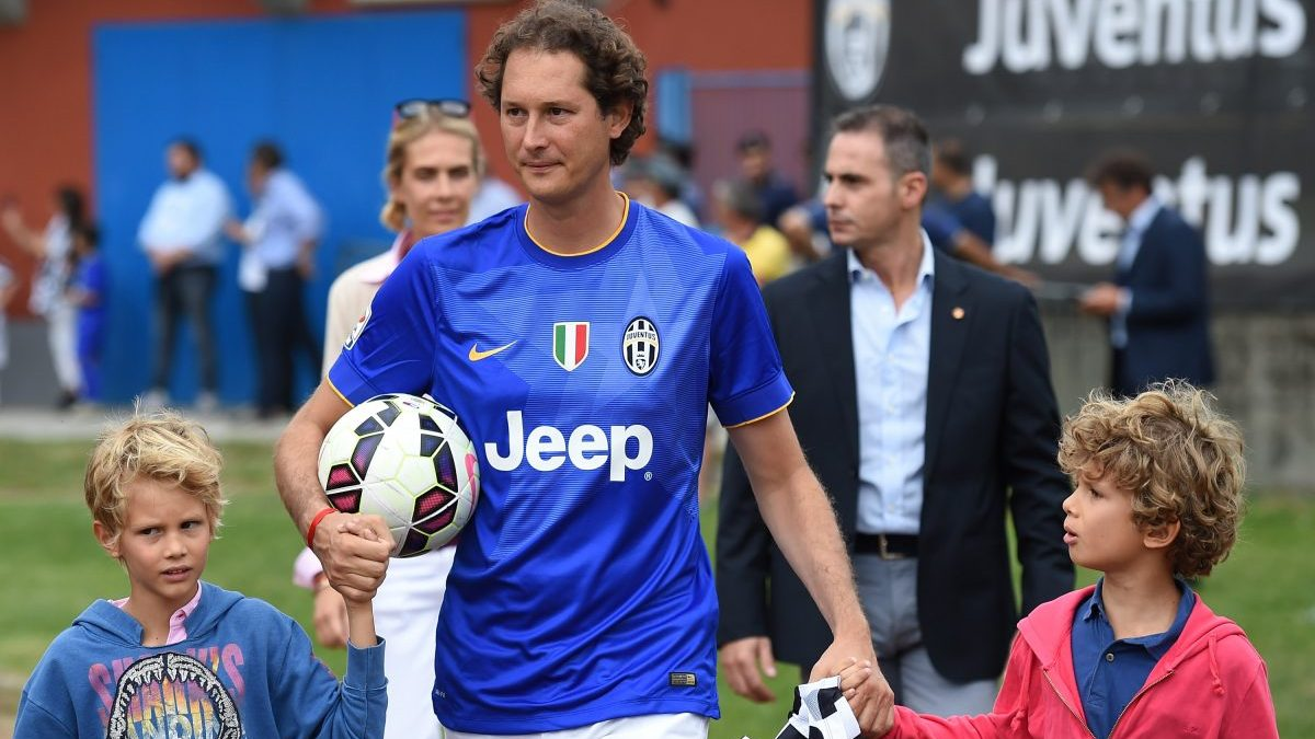John Elkann, presidente de Exor Spa y Fiat Chrysler Foto: Getty)