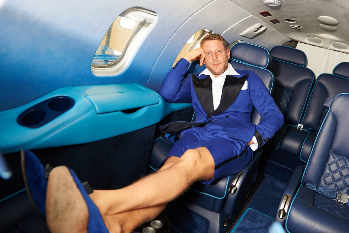 Lapo Elkann, fundador de Italia Independent (Foto: Getty)