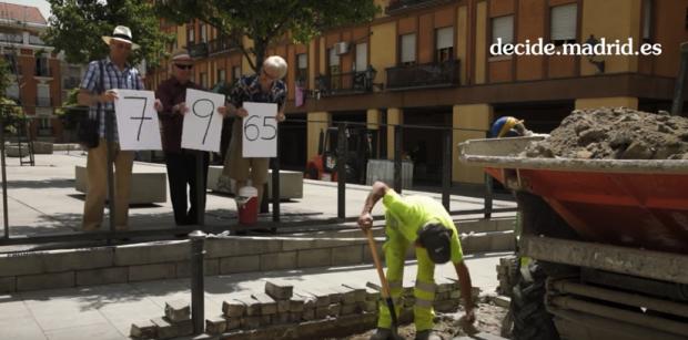 Reyes propone obras para los jubilados. (Foto: YT)