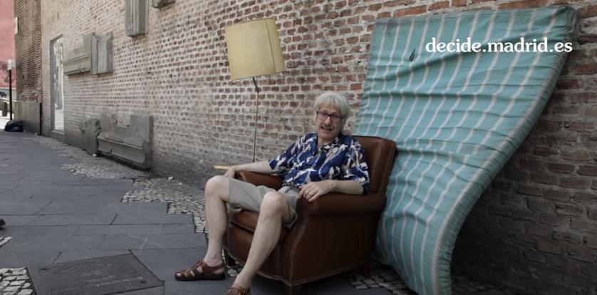 Ayuntamiento Madrid Recogida Muebles : Carmena ficha al actor joaquín reyes para promocionar su