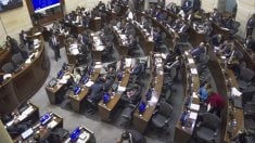 Senado de Colombia. (Foto: Getty)