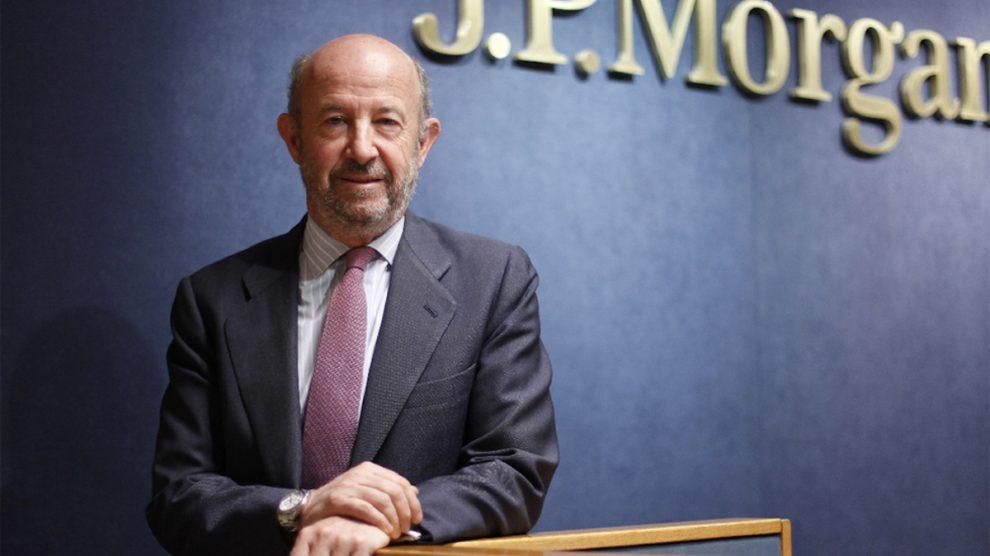 Emilio Saracho fue ex vicepresidente de JP Morgan antes de presidir Banco Popular.