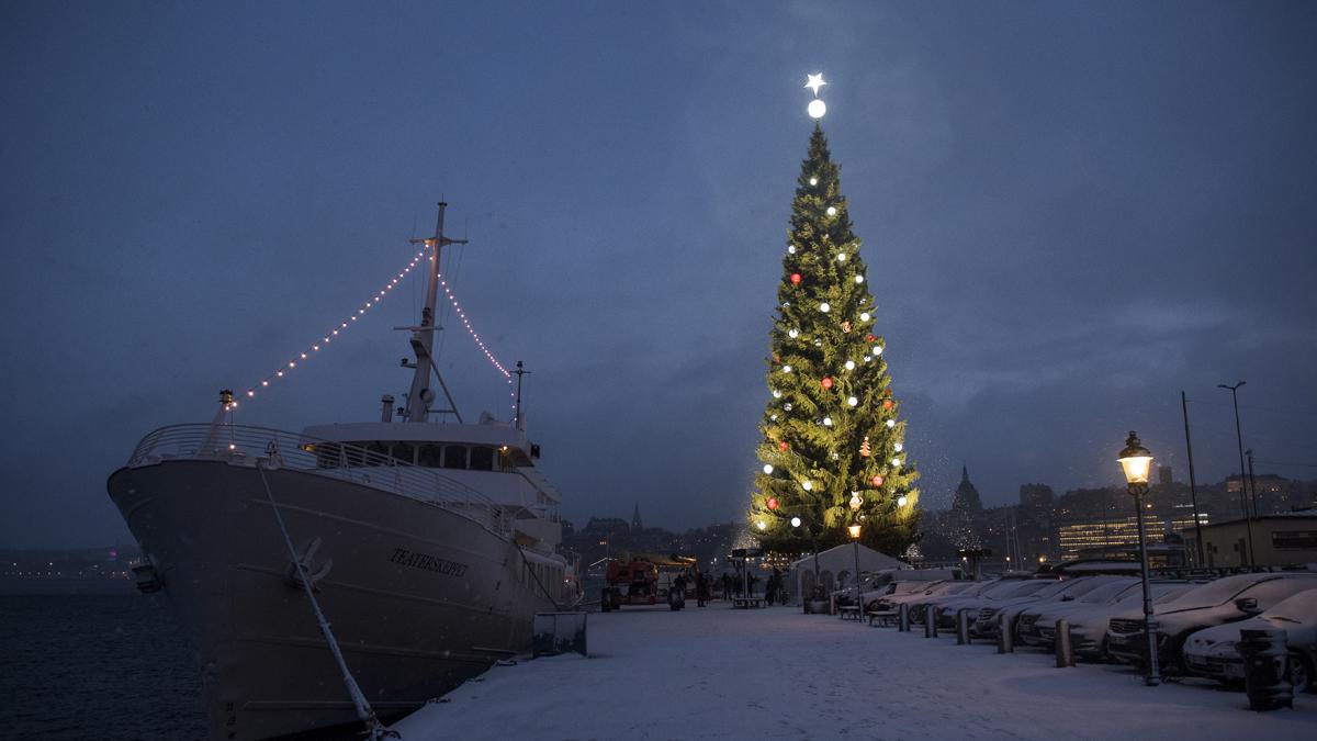 Estocolmo, Suecia. (Foto: AFP)