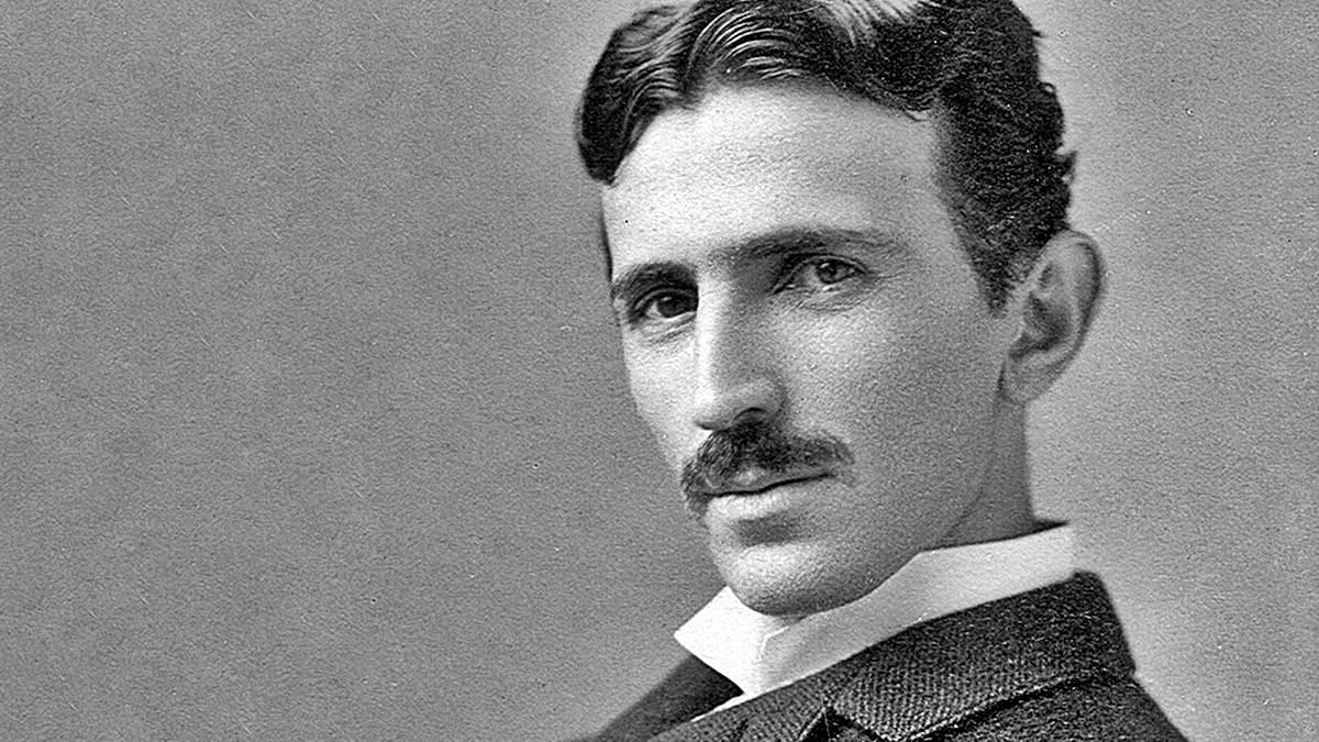 Nikola Tesla datos no positivos